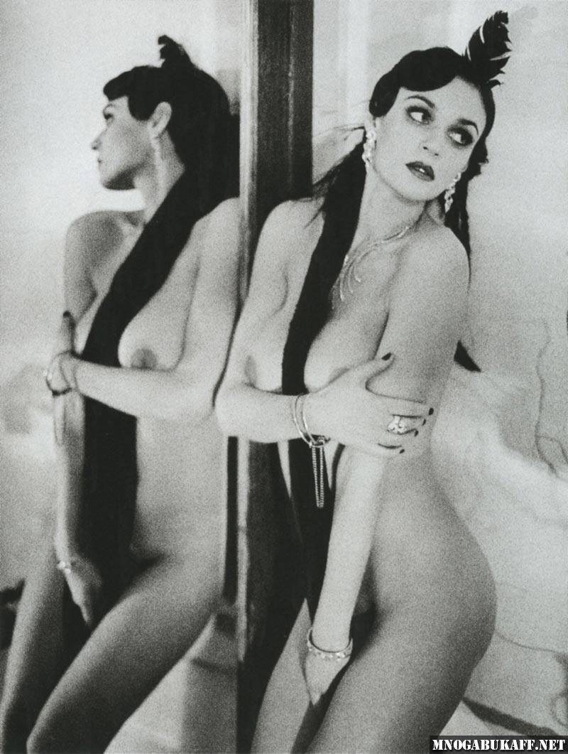 Голая актриса ведущая Алла Михеева фото эротика