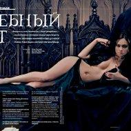Голая Настасья Самбурская