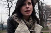 Кончают на лицо порно ххх видео Pulled euro pussyfucked in public