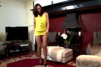 Колготки порно ххх видео Livingroom pantyhose masturbation