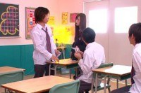 Японки порно ххх видео Little japanese schoolgirl jizzed on