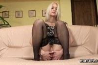 Расширитель порно ххх видео Wacky czech cutie gapes her slim vagina
