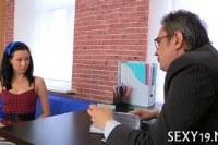 Студенты порно ххх видео Wild pleasuring for old teacher