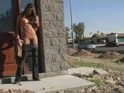 Эксгибиционисты порно ххх видео Paola rey  masturbation in public
