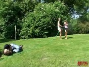 Девки порно ххх видео Wife catches husband with blonde and