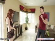 Рыжие порно ххх видео Small titted redhead wife penny pax