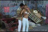 Бразильское порно ххх видео Blonde brazilian goddess fucks samba