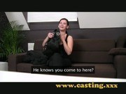 Порно ххх видео Casting  european babe is anally