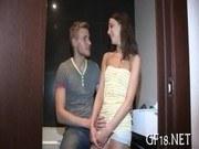 Европейское порно ххх видео Boy-friend sold his girlfriend