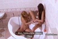Эротика порно ххх видео Lesbian teens shaving pussies