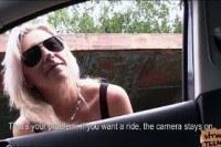 На природе порно ххх видео Teen alena wanks a strangers dick for a