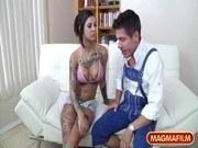 Немецкое порно ххх видео Magma film bonnie rotten on roller