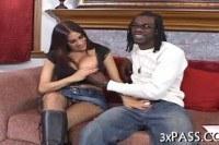 Межрассовое порно ххх видео Interracial porn action