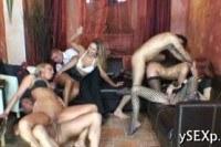Вечеринки порно ххх видео Bitches get totally pleasured