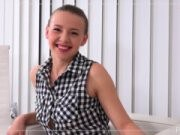 Блондинки порно ххх видео Fucked by her casting agent