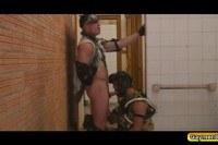 Геи порно ххх видео Big gay dick flexing on hectors deep