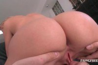 Жопы порно ххх видео Sexy blonde gets wet cunt and ass licked
