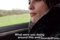 Публичное порно ххх видео French skanky brunette nikita gives the