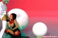 Молодые со старыми порно ххх видео Petite redhead fantasy teen fucked by