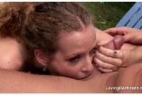 Модели порно ххх видео Redhead porn slut outdoor