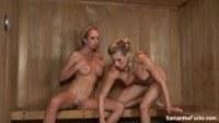 Лесбиянки порно ххх видео Samantha and brett get it on in the