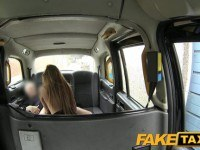 В машине порно ххх видео Fake taxi sexy lady in fishnet lingerie