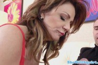 Классическое порно ххх видео Busty mature squirts during cockriding