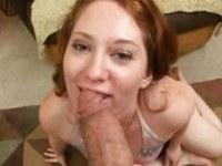 Глотают сперму порно ххх видео Redhead big butt anal