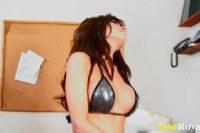 Огромные сиськи порно ххх видео Sloppy creampie for the wonderful alexa