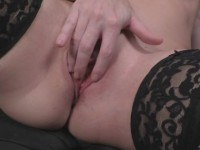 Зрелые порно ххх видео Hot babe angela sommers fingers that