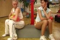 Порно ххх видео Teen records herself masturbating cindy