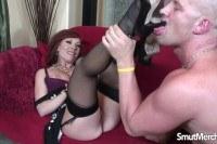 Толстые порно ххх видео Milf star fucks and eats cum