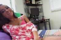 От первого лица порно ххх видео Amateur brunette teen fucks pov in bed