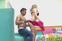 Порно ххх видео Latinas big tits cummed