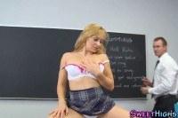 Порно ххх видео Uniform teen cum soaked