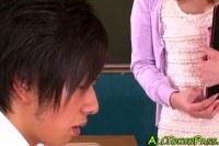 Японки порно ххх видео Amateur asian cum soaked