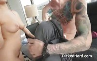 Порно ххх видео Perfect tit fuck and blowjob by busty