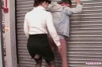Порно ххх видео Fucking a busty police woman for no fine