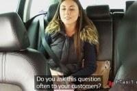Публичное порно ххх видео Teen in panties ed in taxi