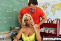 Мамаши порно ххх видео Very sexy teacher bridgette b fuck in