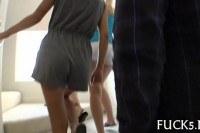 Порнозвезды порно ххх видео Racy cock riding session