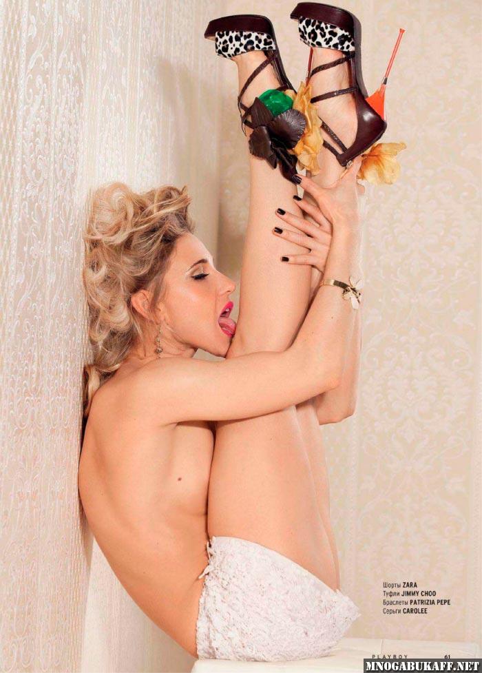 Юлия ковальчук фото секс