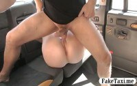 Порно ххх видео Amateur redhead sucks off and drilled