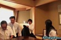 Японки порно ххх видео Asian gets messy facial