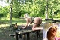 Блондинки порно ххх видео Cam in her pussy